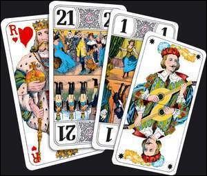 Au jeu de tarot si vous n'avez qu'un seul bout (oudler), combien devez-vous faire de points pour remplir votre contrat ?