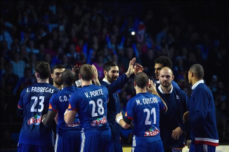 Quel est le score de la finale France/Norvège ?