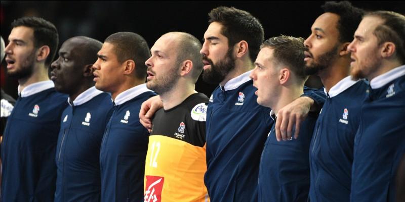 Quel est le surnom de l'équipe de France ?