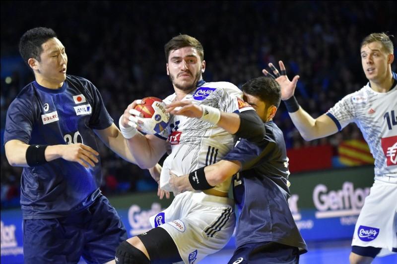 Dans quel match Ludovic Fabregas est-il élu homme du match ?