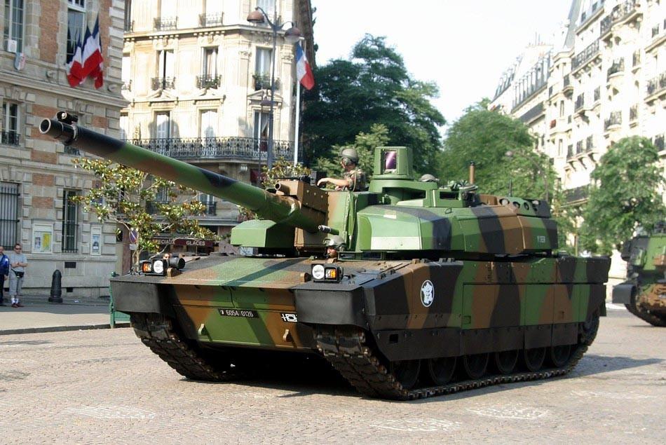 Connaissez-vous bien le char Leclerc ?