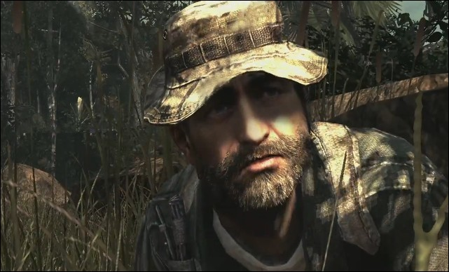 """Dans la série """"Call of Duty"""", qui est-ce ?"""