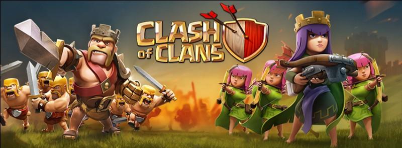 """Qui est le développeur de """"Clash of Clans"""" ?"""