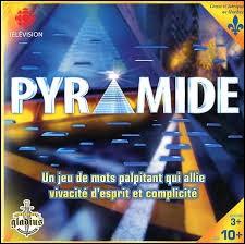 Pyramide - Sur quoi la troisième manche portait-elle ?