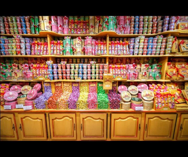 Quelle est ta sucrerie favorite ?