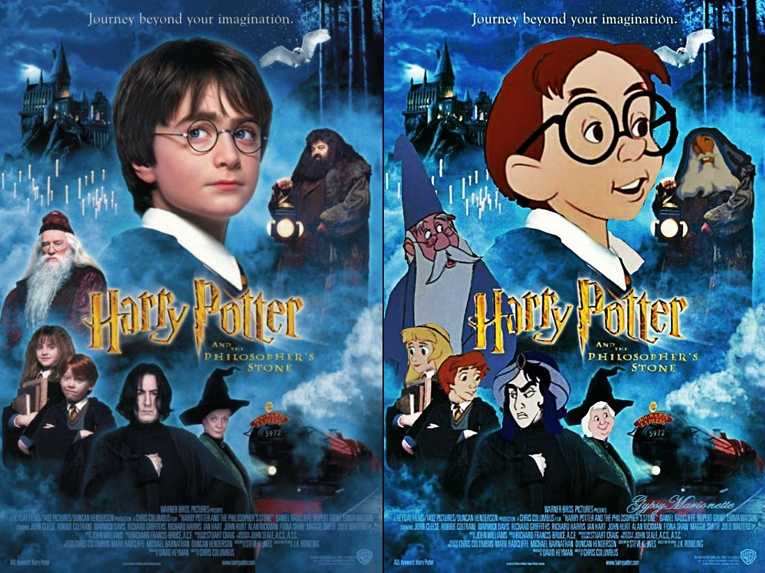 Les objets de la saga 'Harry Potter'