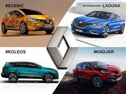 Modèles Renault : réponses en images (1)