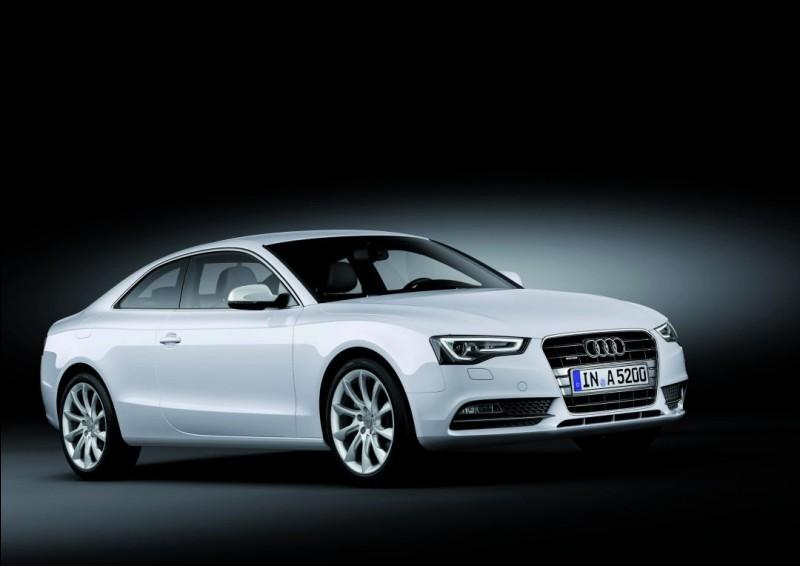 Comment s'appelle cette Audi ?