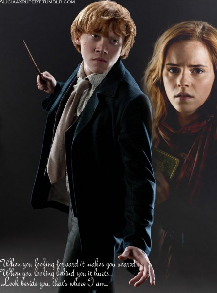 Quizz harry potter et l 39 enfant maudit quiz harry potter - Hermione granger et ron weasley ...