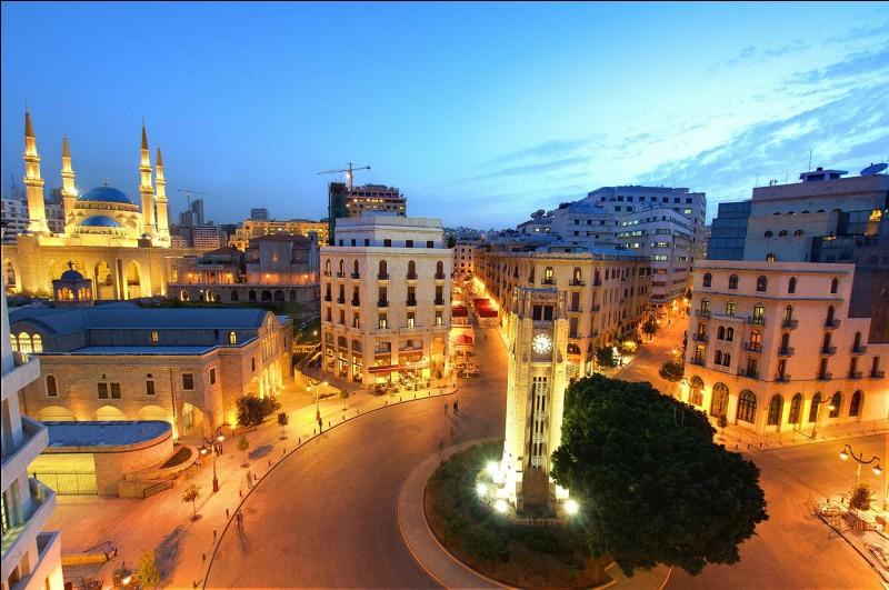 Quelle est la capitale du Liban ?