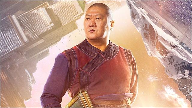 Dans quelle ville Strange et Mordo vont-ils essayer de sauver Wong de Kaecilius ?
