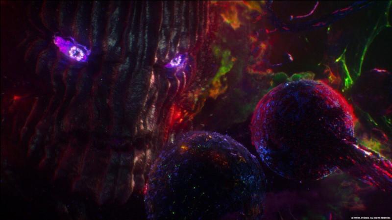 """Comment se nomme le démon voulant plonger la Terre dans la """"Dimension Noire"""" ?"""