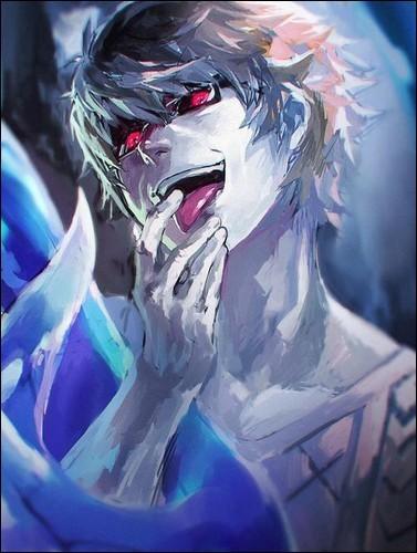 Quel personnage de Tokyo Ghoul es-tu ?