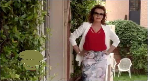 Qui interprétait l'héroïne transgenre Louis(e) dans le téléfilm diffusé sur TF1 ?