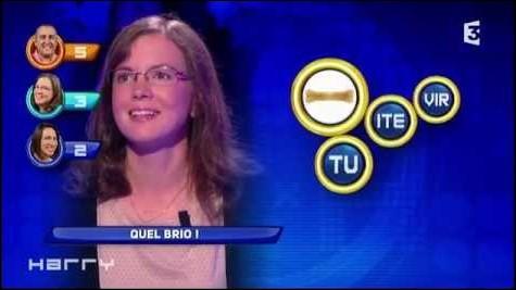 Jouons à Harry ! Quel est ce mot ?(Replacez les syllabes dans le bon ordre.)