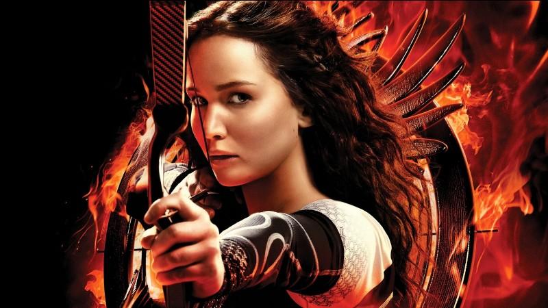 Quel personnage Jennifer Lawrence interprète-t-elle dans Hunger Games?