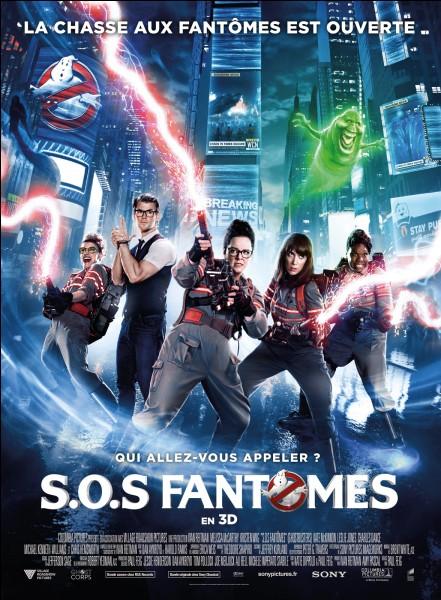 """Comment s'appellent les femmes dans """"SOS Fantômes""""?"""