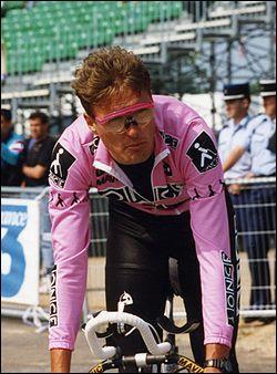 Vainqueur du tour d'Esapagne : 1996, 97. Champion du monde en contre-la montre : 1996.