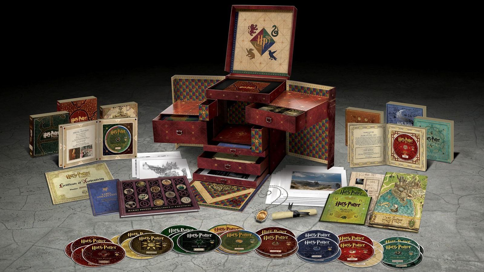 Les objets dans Harry Potter