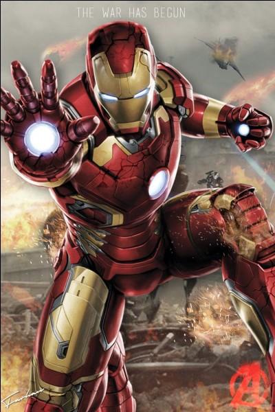 Qui interprète Iron Man depuis 2008 ?