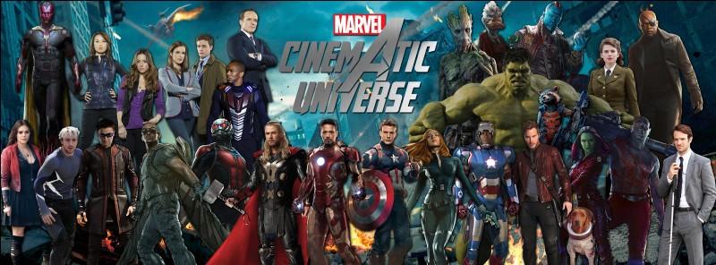 Quel est le 3ème film produit par Marvel Studios, qui est sorti sur grand écran ?