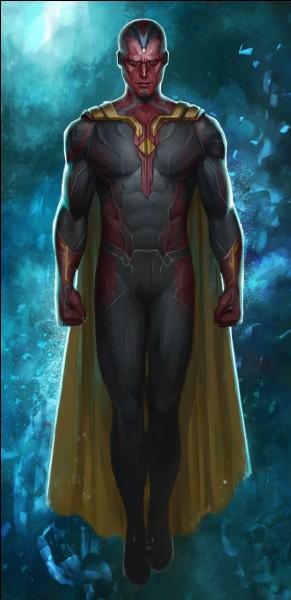 Qu'est-ce que Vision a fait la première fois qu'il les a rencontrés pour surprendre les Avengers ?