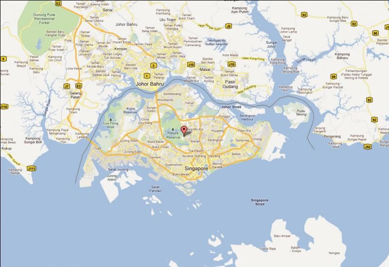 Quizz singapour quiz asie singapour geographie for Dans quel pays se trouve singapour