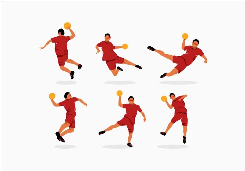 Quel poste n'existe pas au handball ?
