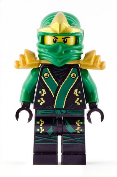 Plus tard, qui sera le ninja vert ?