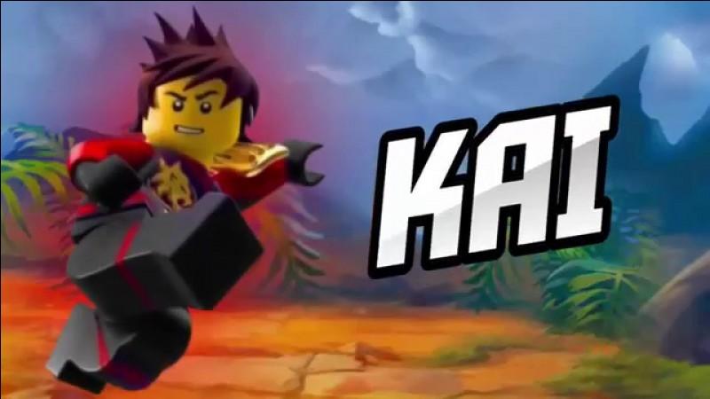 Pourquoi Kai a-t-il accepté de devenir un ninja ?