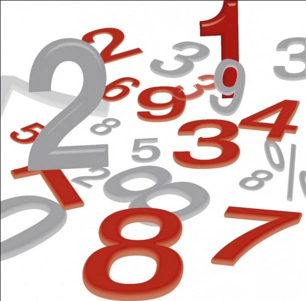 Quel est ton nombre préféré ?