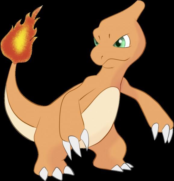 Reptincel est un Pokémon :