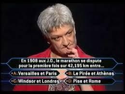 Comment s'appelle la seule personne ayant remporté le million en 2004 ?