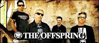 Je suis allé chercher à l'étranger une chanson plus récente du groupe The Offspring . Ce mot anglais désigne quelque chose qu'on voit souvent arriver au printemps :