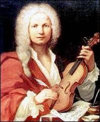 Vivaldi a composé ''Le Printemps'' pour sa série de concertos formant ''Les Quatre Saisons'' . Quel était le prénom de cet Italien ?