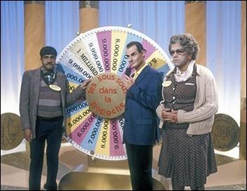"""""""Le milliard, le milliard, le milliard !"""".De quel jeu télévisé le sketch """"Les sous-sous dans la popoche"""" est-il une parodie ?"""