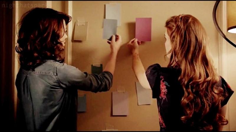 De qui est amoureux Stiles ?