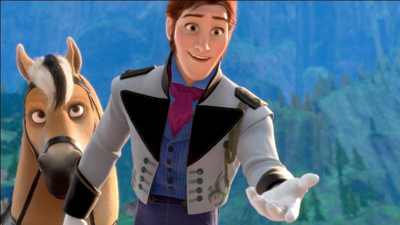 Pourquoi Hans fait-il semblant de tomber amoureux d'Anna?