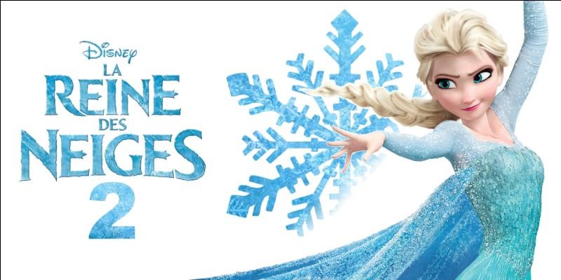 """""""La Reine des Neiges"""" est sorti en..."""