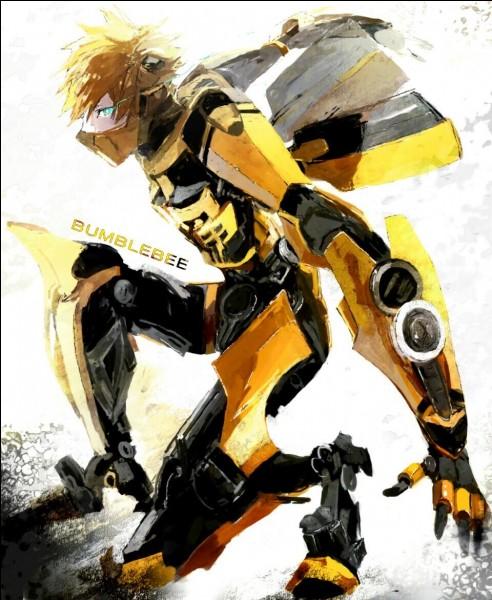 """Bumblebee est le robot jaune dans """"Transformers""""."""