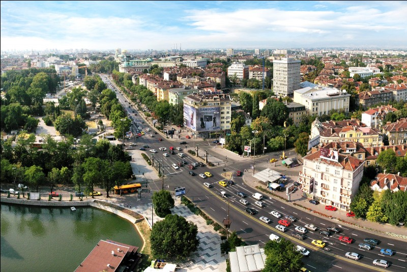 La Bulgarie a pour capitale Riga.