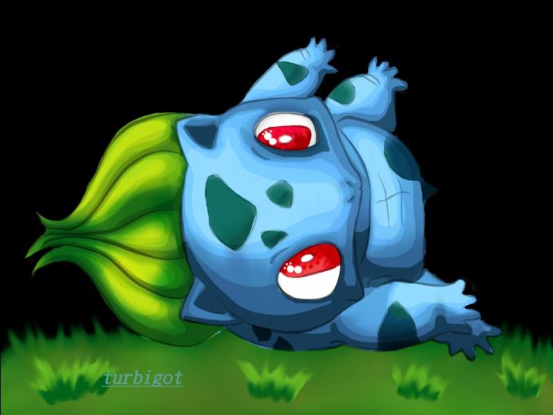 Bulbizarre est un Pokémon.
