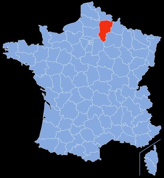 Bucilly est une ville française, située dans le département de l'Aisne.
