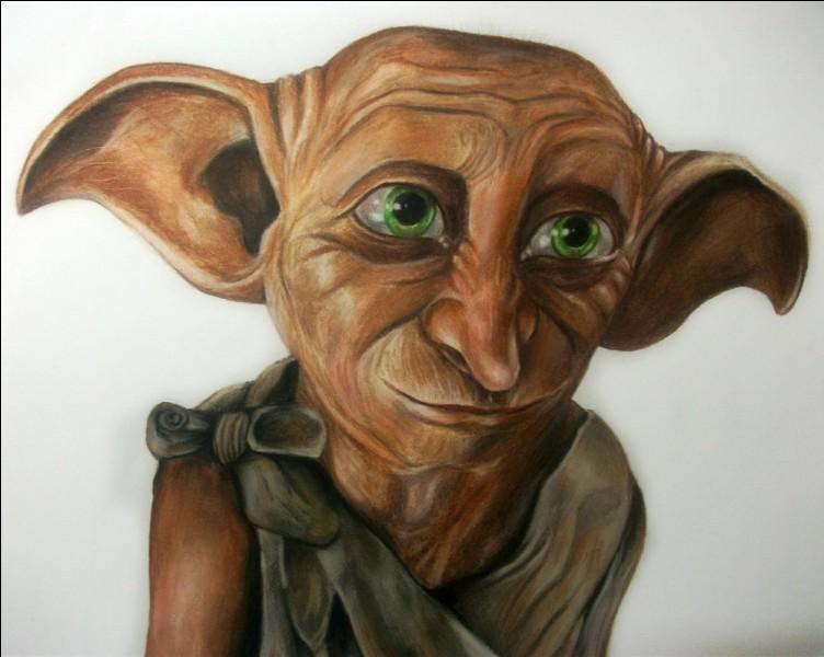 Dobby est un elfe de maison. Ok, mais où a-t-il travaillé ?