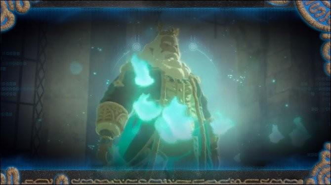 Quel est le nom du défunt roi d'Hyrule ?