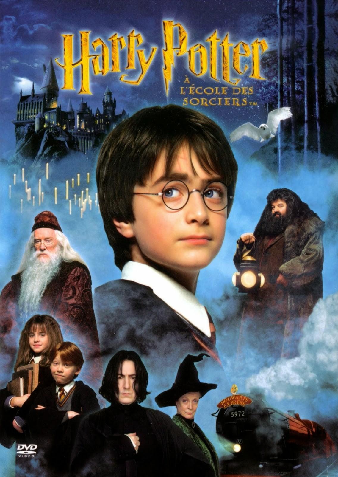 Harry Potter : le début du début !