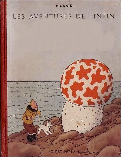 Quel est le titre de cet album d'Hergé ?