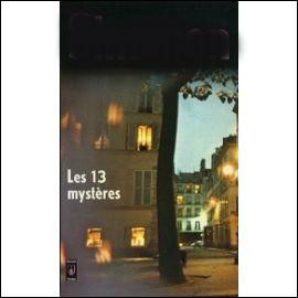 """Qui est l'auteur des """"13 mystères"""", également écrivain du """"chien jaune"""" ?"""