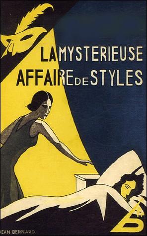 """A qui doit-on """"La mystérieuse affaire de style"""" ?"""