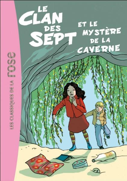 C'est un livre pour la jeunesse qui clôturera cette série de mystères, qui en est l'auteur ?